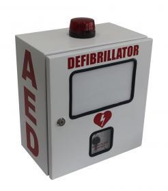 defibrillator aed cabinet with alarm singapore