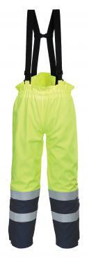 Bizflame Multi Arc Hi-Vis Trouser