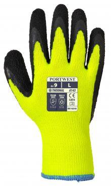 thermal freezer gloves