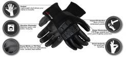 MADGRIP Ergo Impact Polyurethane Palm Glove singapore