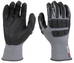 MADGRIP Ergo Impact Polyurethane Palm Glove