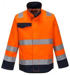 Modaflame RIS Orange/Navy Jacket