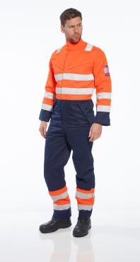 orange fire retardant overalls singapore