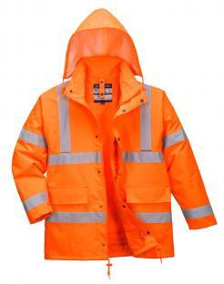 Hi Vis Waterproof 4 in 1 Jacket Set