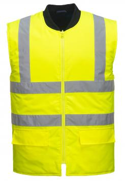 Parka 4-in-1 High Visibility