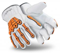 Chrome SLT™ 4060 Leather Glove With Impact Protection