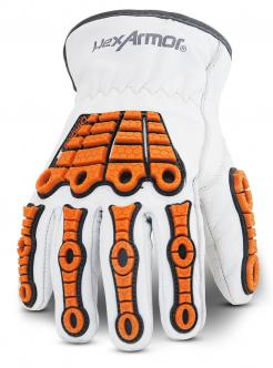 Chrome SLT™ 4060 Leather Glove With Impact Protection Singapore