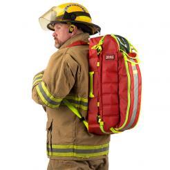 d size oxygen cylinder backpack