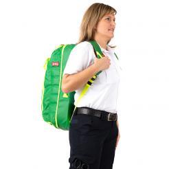 oxygen backpack carrier