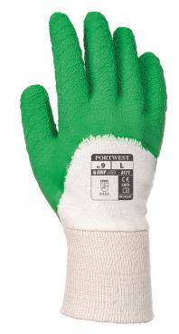 Latex Open Back Crinkle Glove singapore