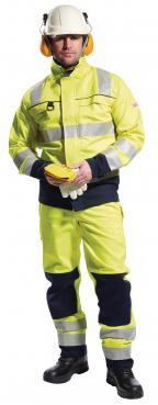 Hi-Vis Multi-Norm Jacket singapore