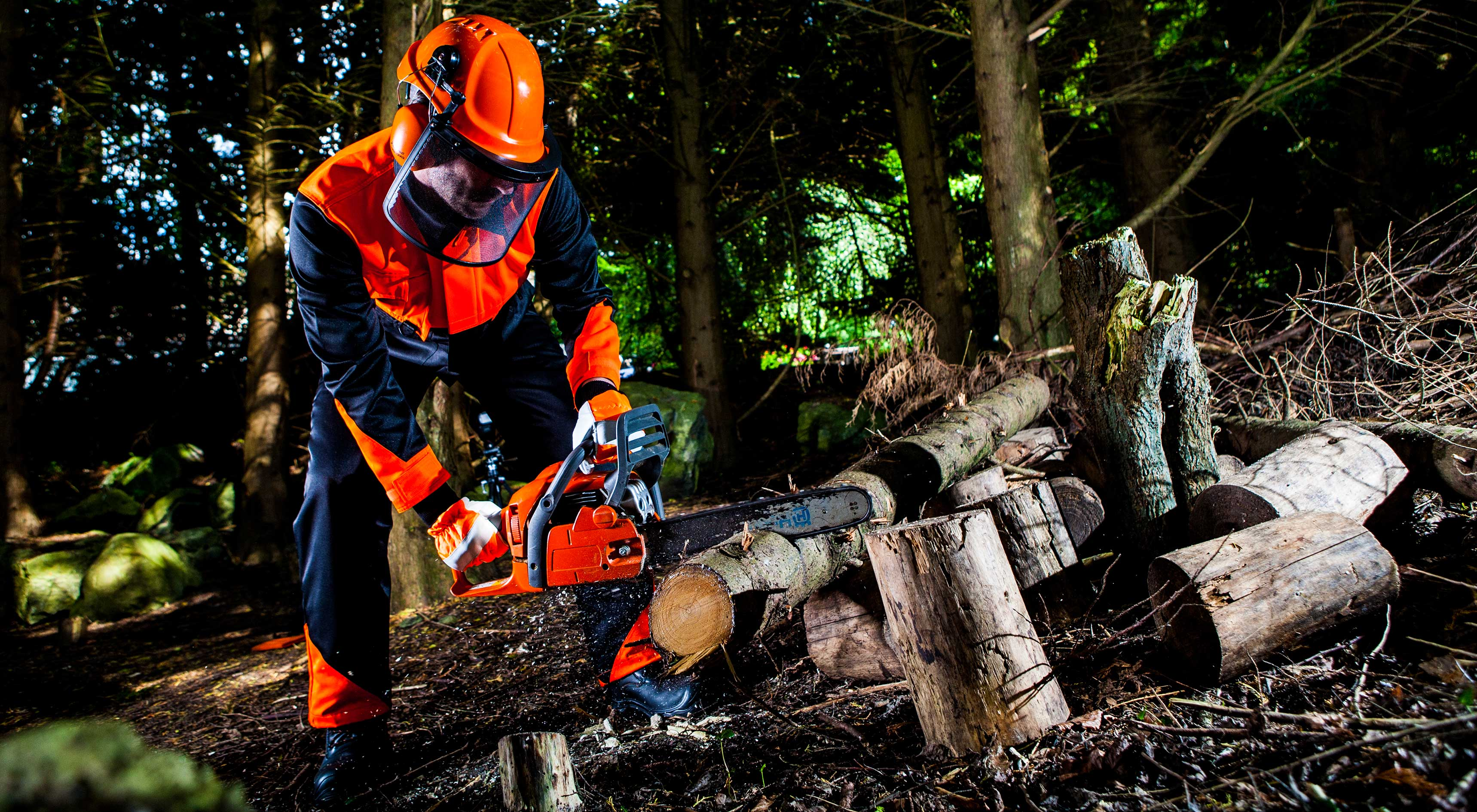 Portwest CH10 black oak chainsaw//tree surgeon workwear  jacket size S-3XL