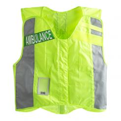 paramedic safety vest