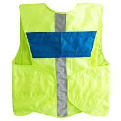 fluorescent high visibility ANSI safety vest Singapore