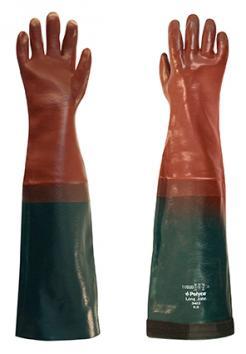 Long John PVC coated gauntlet