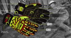 Stego ST-9086 gloves