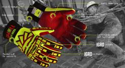 Impact Cut Protection Gloves Singapore