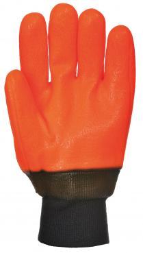 Weatherproof Hi - Vis Glove - PVC Singapore