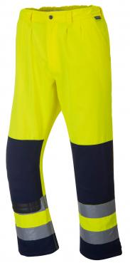 Yellow Hi-Vis Pants