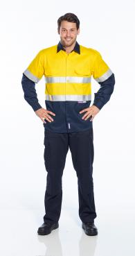 flame resistant high visibility shirt singapore