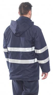 Multi hazard Protection rain Jacket Singapore