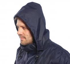 flame resistant rain gear