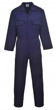 navy blue coveralls