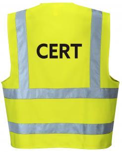 CERT vest