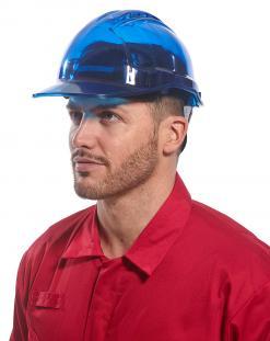 polycarbonate helmet