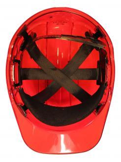 transparent safety helmet
