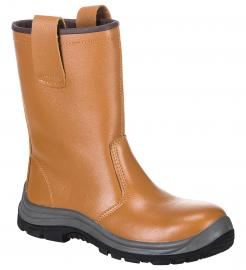 Steelite Rigger Boot S1P HRO (Unlined)