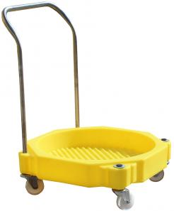Poly Drum Dolly