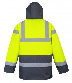 Hi-Vis Contrast Winter Jacket