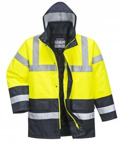 Hi-Vis Contrast Winter Jacket singapore