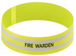 Fire Warden Armband