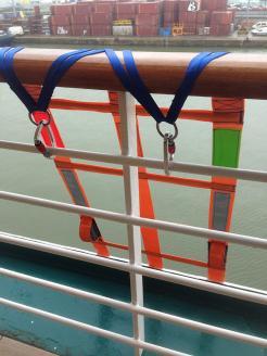 fibrelight attachment sling