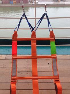 cradle attachment sling