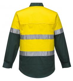 yellow green hi vis shirt singapore