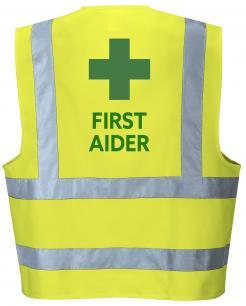 First Aider Vest
