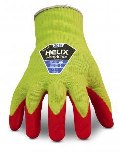 Helix® Hi Vis Cut Resistant Touchscreen 2089 Gloves