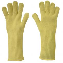 Volcano 100% Kevlar extra heavyweight gauntlet with heavyweight cotton inner lining gloves