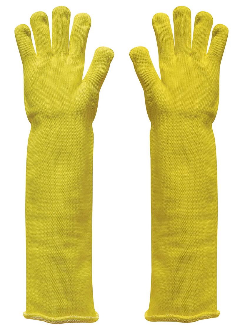 Polyco Volcano Heat Resistant Kevlar Gloves 58cm