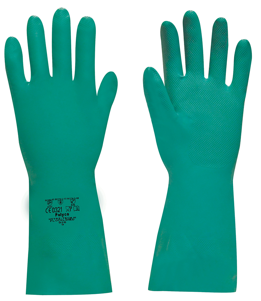 Northrock Safety / Nitri-Tech III Chemical Resistant Anti