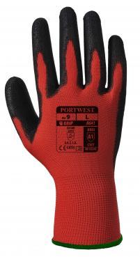 red pu cut 1 gloves Singapore