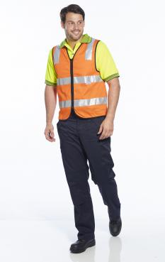 AS/NZS 4602.1:2011 Class D/N vest