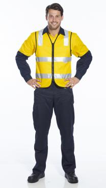 AS/NZS 4602.1:2011 Class D/N vest singapore