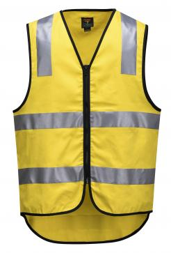 AS/NZS 4602.1:2011 Class D/N yellow vest singapore