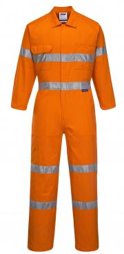Flame Resistant Coverall with Tape