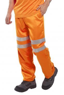 hi vis orange pants