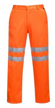Hi-Vis Poly-cotton Trousers RIS